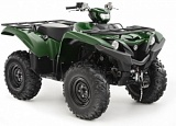 Yamaha Grizzly 700 EPS Grizzly 700 EPS / EPS SE / 700
